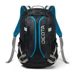 "DICOTA Backpack Active 14-15,6"" černo/modrá"