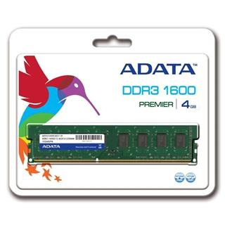 DIMM A-DATA DDR3 4GB 1600MHz CL11