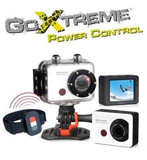 EasyPix GoXtreme Power Control Full HD Action - outdoorová kamera