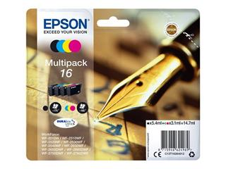 Epson T1626 'Pen and Crossword' multipack - originál
