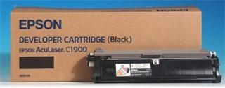 Epson toner AcuLaser C900/1900 Black - S050100 - originální