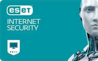 ESET Internet Security 4 lic. 2 roky update (EIS004U2) elektronická licence