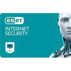 ESET Internet Security, 4 lic. 3 roky update (EIS004U3) elektronická