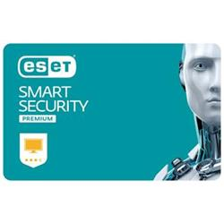 ESET Smart Security Premium 4 lic. 1 rok (ESSP004N1) elektronická