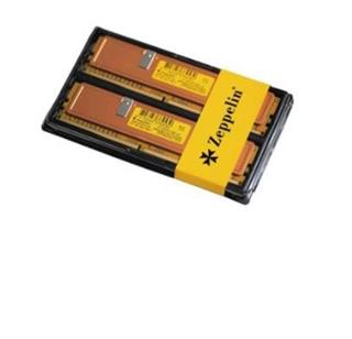 EVOLVEO Zeppelin, 4GB 2133MHz DDR4 CL15, GOLD, box