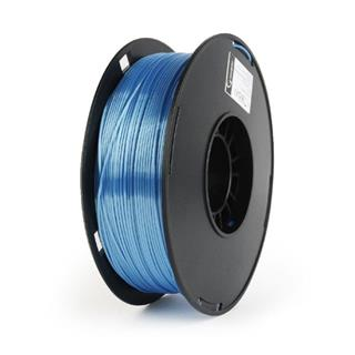 Gembird filament PLA-PLUS 1.75mm 1kg, modrá
