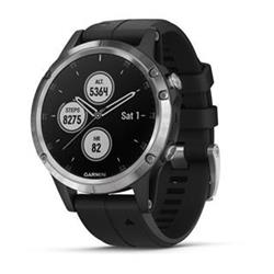 GPS Garmin fenix5 Plus Silver, Black Band