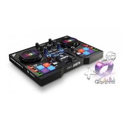 Hercules DJControl Instinct P8 Party Pack + 8ks LED náramků