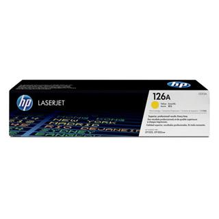 HP 126A Yellow CE312A