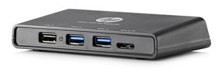 HP 3001pr USB 3 Port Replicator