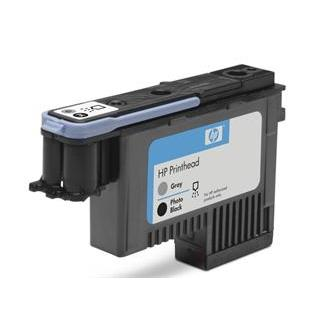 HP 72 Photo Black and Gray Printhead