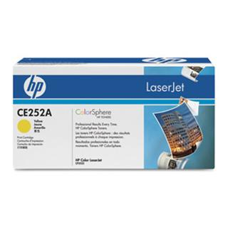 HP CE252A Yellow