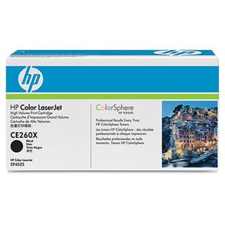 HP CE260X Black