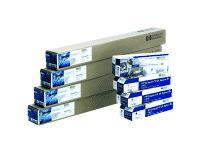 HP COATED PAPER, ROLL, A1, 150 FT, 98 G/M2