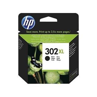 HP F6U68AE 302XL Black - originál