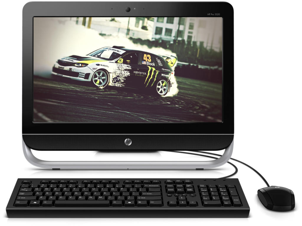 HP Pro All-in-One 3520 PC Specifications   HP® Customer ...