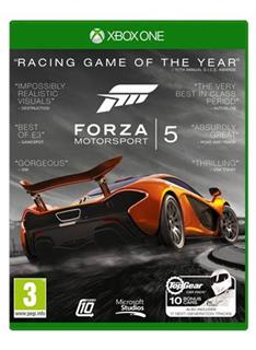 HRA XBOX ONE Forza 5 Game of the year (PK2-00022)