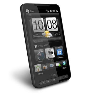 "HTC Touch HD2 (Leo) PDA Phone, CZ lokalizace,1 GHz, 4,3"" 480×800, WM 6.5"
