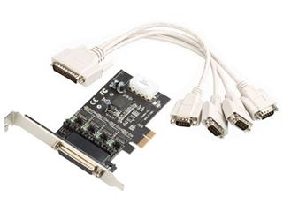 I-TEC PCIe POS Card 4x RS232 + Power Out