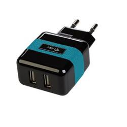 i-tec USB Power Charger 2x USB type A 2.1A