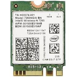 Intel Dual Band Wireless-AC 7265 M.2