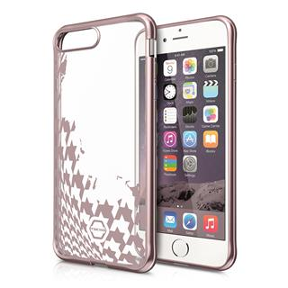 ITSKINS Art Gel 1m Drop Apple iPhone 7 Plus,Hounds. Rose