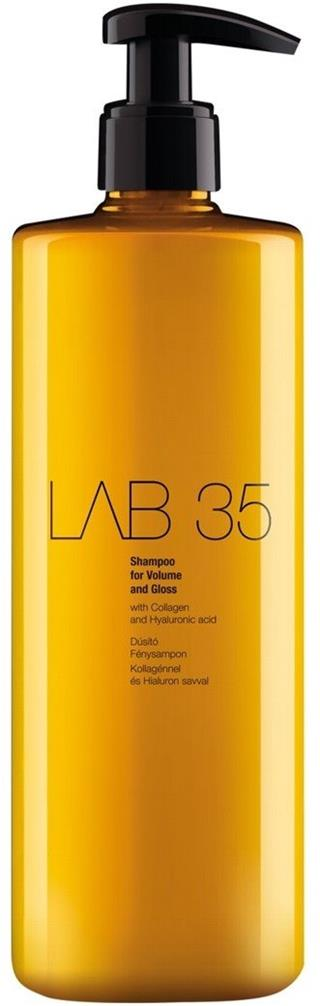 Kallos Lab 35 Shampoo For Volume And Gloss 500ml