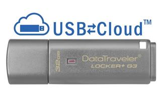 Kingston DataTraveler Locker+ G3 32GB USB 3.0