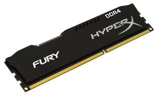 Kingston HyperX Fury 4GB 2133MHz DDR4 CL14, černý chladič