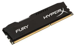 Kingston HyperX Fury 8GB 1866MHz DDR3 CL10 (10-10-10-30), černý chladič