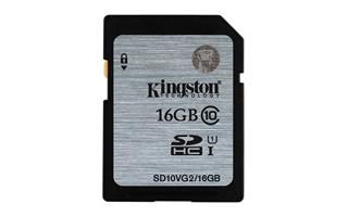 Kingston SD10VG2/16GB 16GB karta SDHC UHS-I class 10