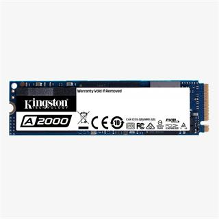 KINGSTON SSD A2000 500GB PCIe NVMe
