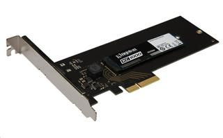 KINGSTON SSD SKC1000/480G 480GB NVMe M.2 + adapter