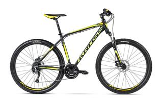 "Kross 16 HEXAGON R5 27,5"" M black/yellow/lime matt"
