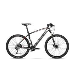 "Kross 16 Level R9 27,5"" M black/white/red matt"