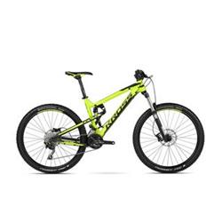 "Kross 16 Soil 1.0 27,5"" L yellow/black matt"