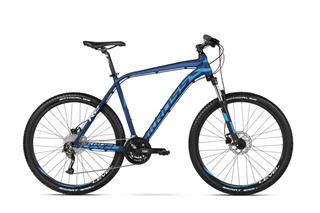 "Kross 2016 Level R2 27,5"" S dark blue/white matt"