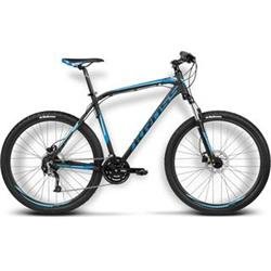 "Kross 2017 27,5"" HEXAGON R6 L/21""  black/blue matt"