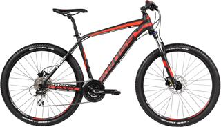 "Kross 2017 27,5"" Level R2 L/21"" black/red/white matt"