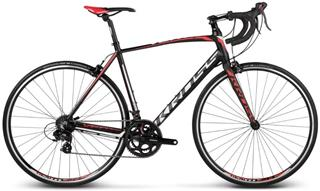 "Kross 2017 28"" Vento 1.0 M/530mm black/white/red matt"