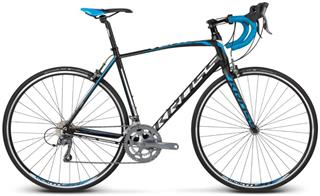 "Kross 2017 28"" Vento 2.0 M/530mm black/blue/white matt"