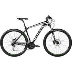"Kross 2017 29"" Level B5 L/21"" black/silver/green matt"