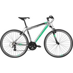 "Kross 2017 Evado 1.0 L/21"" graphite/green matt"