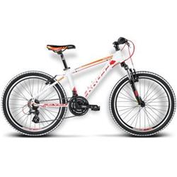 Kross 2017 Level Replica white/red/orange glossy