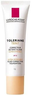 La Roche-Posay Toleriane Teint Fluid Corrective Foundation 30ml - 15 Golden