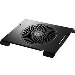 "LapAir pro NTB 9-17"" black, 23cm fan"