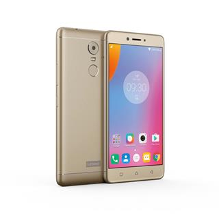 Lenovo Smartphone K6 Note Karate Gold