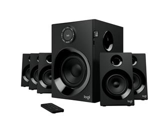 Logitech Surround Sound Speakers Z607
