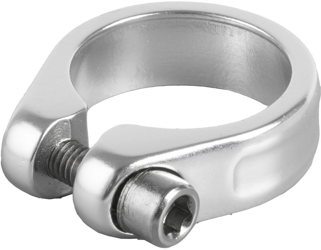 M-Wave Clamp 31,8mm - silver