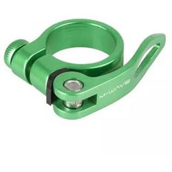 M-Wave CLAMPY QR 34,9mm - green